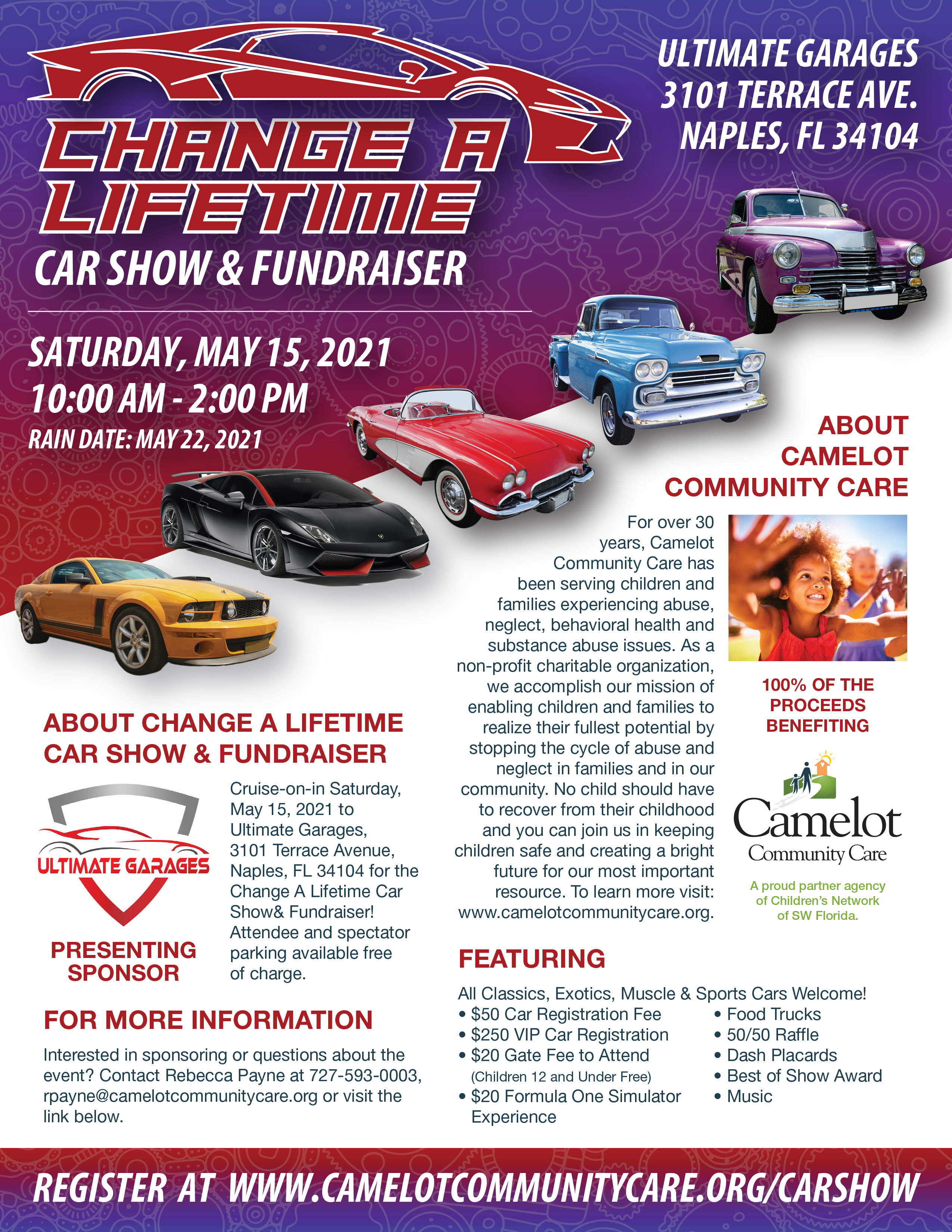carshow flyer